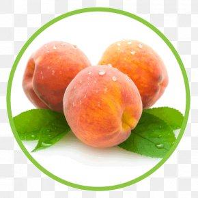 Peach Fruit - Juice Peaches And Cream Cobbler Fruit Flavor PNG