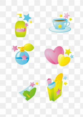 Vector Coffee Cup - Coffee Cup Clip Art PNG