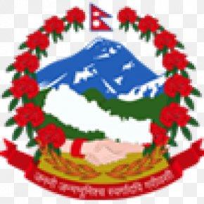 Foreign Festivals - Emblem Of Nepal Coat Of Arms Flag Of Nepal National Emblem PNG