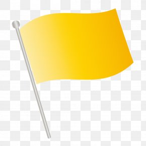 Yellow Flag Element Vector - Racing Flags National Flag PNG