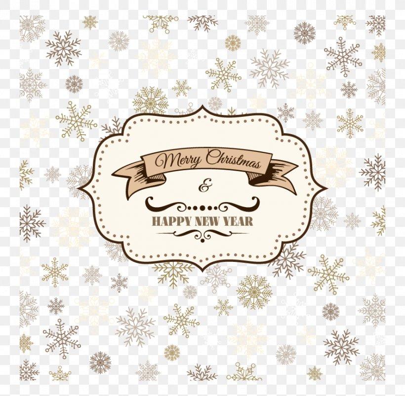 Snowflake Icon, PNG, 886x868px, Khaki, Beige, Color, Gratis, Label Download Free