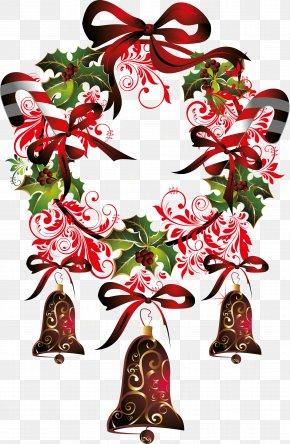 Wreath - Christmas Ornament Christmas Decoration Wreath Clip Art PNG