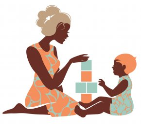 Mother And Child - Mother Child Infant PNG