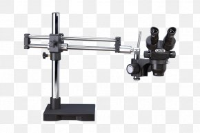 Stereo Microscope Information - Light Optical Microscope Stereo Microscope Optics PNG