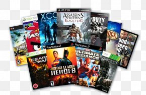 Playstation - PlayStation 2 PlayStation 3 Video Game Consoles PNG
