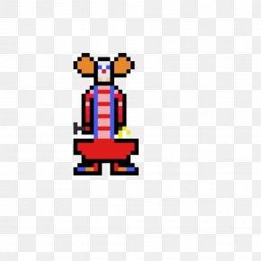 Clown - Sprite Space Station 13 Clown Pixel Art PNG