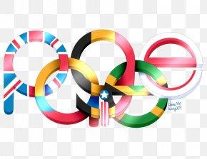 Olympic Rings - 2016 Summer Olympics 2018 Winter Olympics Olympic Games Olympic Symbols Olympic Emblem PNG