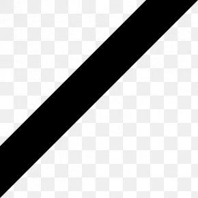 BLACK RIBBON - Black Ribbon Mourning PNG