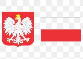 Poland - Coat Of Arms Of Poland Polish People's Republic National Emblem Flag Of Poland PNG