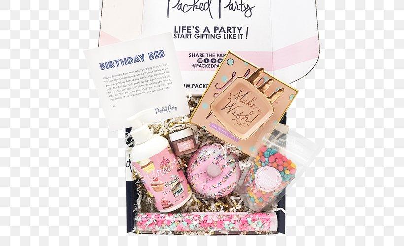 Birthday Food Gift Baskets Party Hamper
