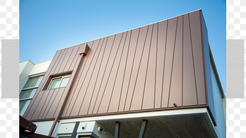 Building Copper Facade Cladding Stainless Steel Png