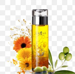 Marigold Petals Net Yan Cleansing Oil - Oil Cosmetics Cleanser Skin Make-up PNG