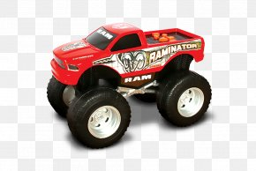 Toys - Car Pickup Truck Toy Monster Truck PNG