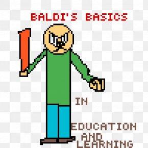 Baldi Basics - Education School Learning Head Teacher Clip Art PNG