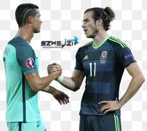 Cristiano Ronaldo - Gareth Bale Real Madrid C.F. Portugal National Football Team Wales National Football Team UEFA Euro 2016 PNG
