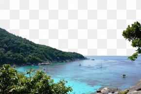 Sea Photography - Thailand Photography Beach PNG
