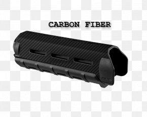 CARBON FIBRE - Magpul Industries Handguard Pistol Grip Magazine Picatinny Rail PNG