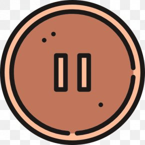A Pause Button - Push-button Icon PNG