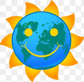 World Earth Day - Smiley Clip Art PNG