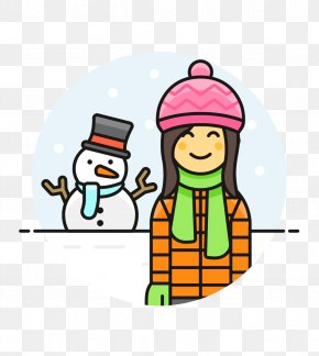 Cartoon Snow - Snow Background PNG