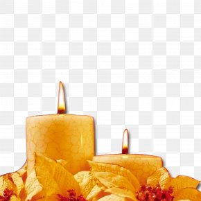 Burning Candles - Candle Light Combustion PNG