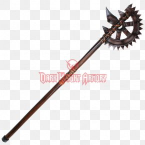Weapon - Steampunk Larp Larp Axe Live Action Role-playing Game Weapon PNG
