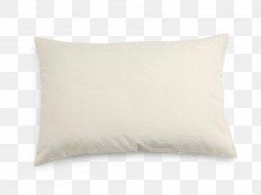 Pillow - Throw Pillows Bed Sheets Cotton Sleep PNG