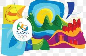 Vector Mountain - 2016 Summer Olympics 2012 Summer Olympics 2008 Summer Olympics 1924 Winter Olympics Rio De Janeiro PNG