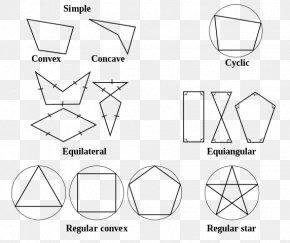 Irregular Triangle - Polygon Triangle Geometry Geometric Shape PNG