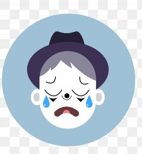 The Crying Child Avatar Icon - Crying Avatar Icon PNG