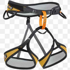 Climbing Equipment - Climbing Harnesses Mountaineering Extreme Climbing Sports PNG