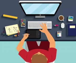 Graphic Design - Graphic Designer Web Design PNG