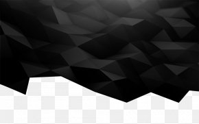 Black Diamond - Black White Pattern PNG