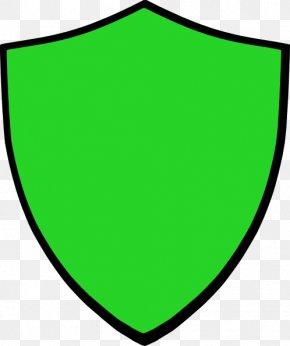 Shield Clipart - Green Shield Canada Clip Art PNG