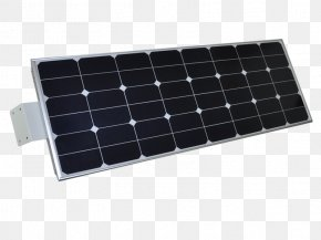 Light - LED Street Light Solar Panels Solar Lamp PNG