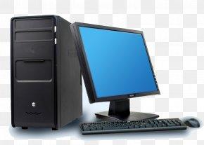 Computer - Output Device Video Card Desktop Computer Device Driver PNG
