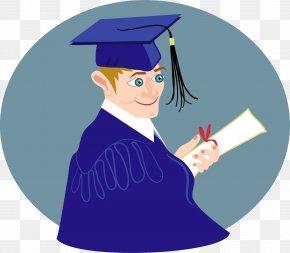Graduates - Graduation Ceremony Square Academic Cap Diploma Clip Art PNG