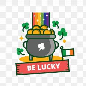 Saint Patrick's Day - Saint Patrick's Day Sticker Clip Art PNG