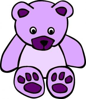 Teddy Cliparts - American Black Bear Polar Bear Giant Panda Clip Art PNG