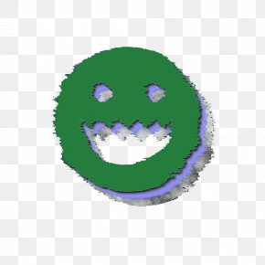Smiley - Smiley Green Circle Organism Text Messaging PNG
