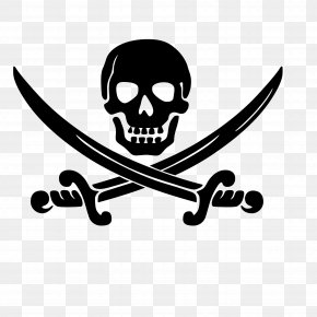 Pirate Flag - Sticker Wall Decal Piracy T-shirt PNG