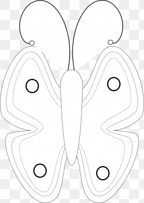 Adobe Illustrator Clipart - Butterfly White Nose Clip Art PNG