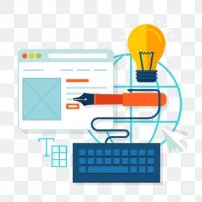 Web Design - Web Development Digital Marketing Responsive Web Design PNG