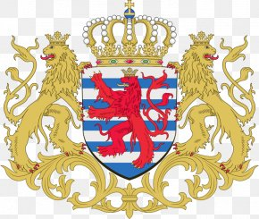 Luxembourg City Coat Of Arms Of Luxembourg Flag Of Luxembourg National Coat Of Arms PNG