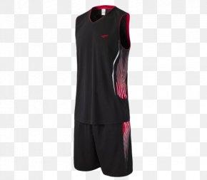 Basketball Uniforms - Jersey Sleeve Dress PNG