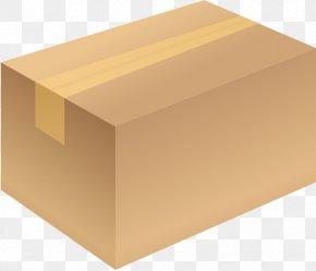 Box - Plastic Bag Cardboard Box Carton Warehouse PNG