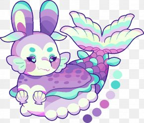 Easter - Easter Bunny Cartoon Clip Art PNG