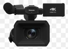 Zoom Lens - Panasonic Video Cameras 4K Resolution Ultra-high-definition Television PNG