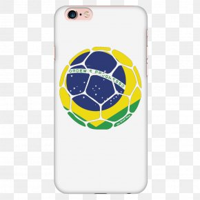 Ball - Brazil National Football Team IPhone 6s Plus PNG
