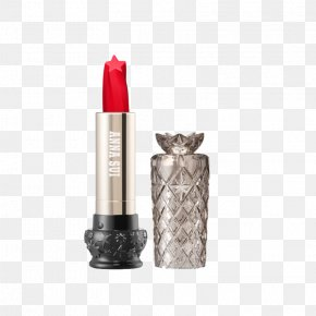 Anna Sui Lip Gloss Charm Red - Lipstick Cosmetics Lip Gloss Rouge PNG